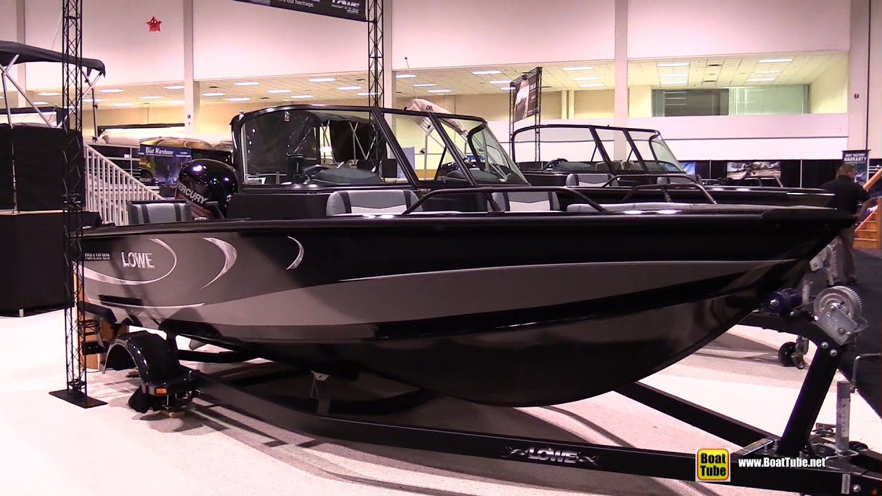 2015 Lowe Fish And Ski 1610 Motor Boat Walkaround 2015