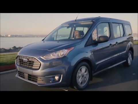 REVEALING 2019 Ford Transit Connect Wagon | MT CARS