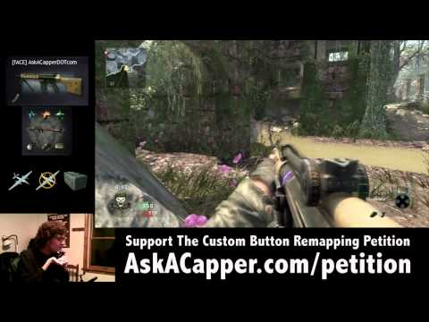 Playing Cod with Your FACE? Askacapper DC