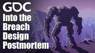 Into the Breach Design Postmortem