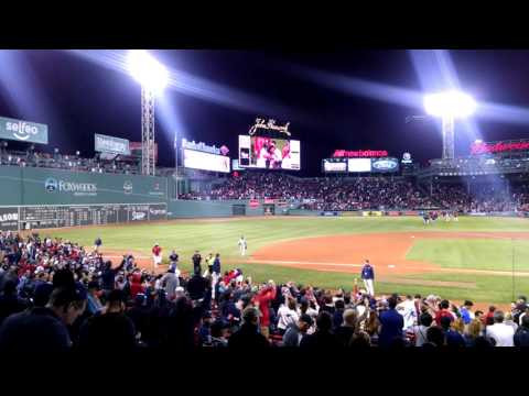 Redsox win! Hanley Ramirez walk off 9/15/2016