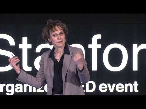 """Seeing through """"the banker's new clothes"""": Anat Admati at TEDxStanford"""