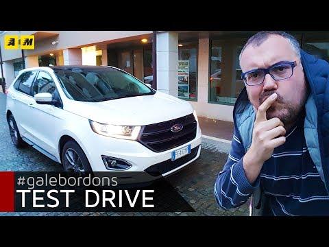 Ford Edge | Il Diario di BORDOns
