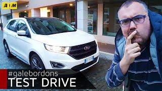 ford edge   il diario di bordons