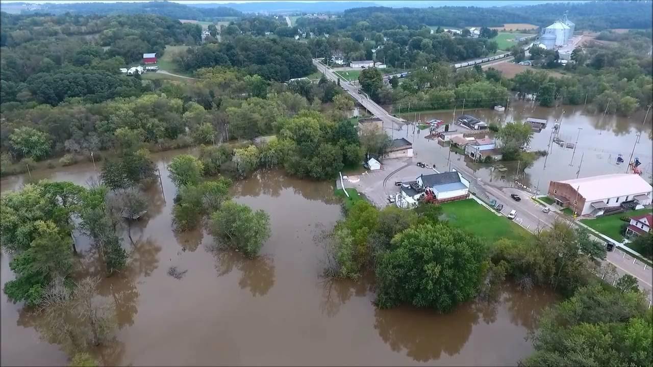 Rock Springs Wi >> Rock Springs Wi Flooding Part 2 Youtube