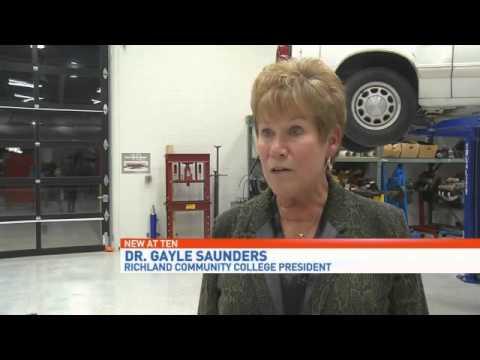 Richland Community College Opens Workforce Institu