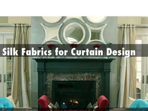 Best Designs for Your Window Treatments with Different Curtain Fabrics