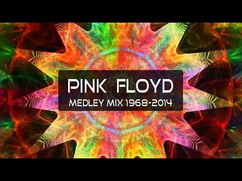 Pink Floyd - Alternative Visual Medley Mix (Nufonic)