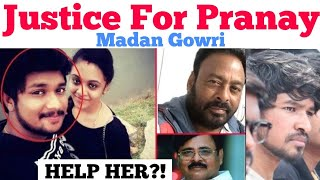 Justice for Pranay | Tamil | Amrutha | Madan Gowri | MG
