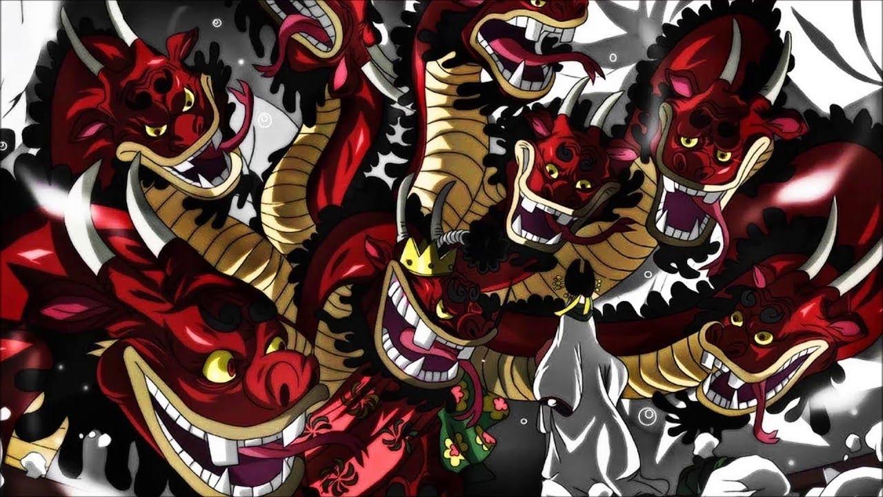 One Piece - Kurozumi Orochi - YouTube