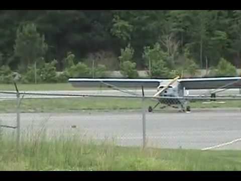 airplane scottsboro fly in 2010. part 1