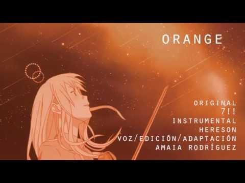 Shigatsu wa Kimi no Uso - ED2 Orange FULL [Fandub Español]