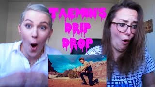 WE REACT TO: Taemin DRIP DROP Performance Video
