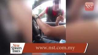 British biker in Serdang road rage video to be charged tomorrow