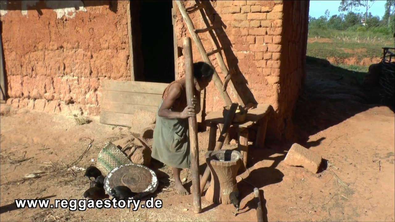 traditional house - madagascar - 15.05. 2017 - youtube