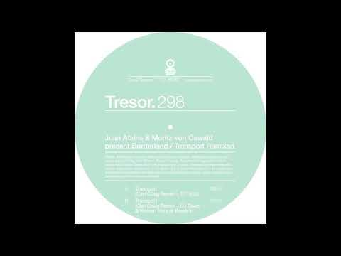 Juan Atkins & Moritz von Oswald - Transport (Carl Craig Remix - DJ Deep & Roman Poncet Rework)