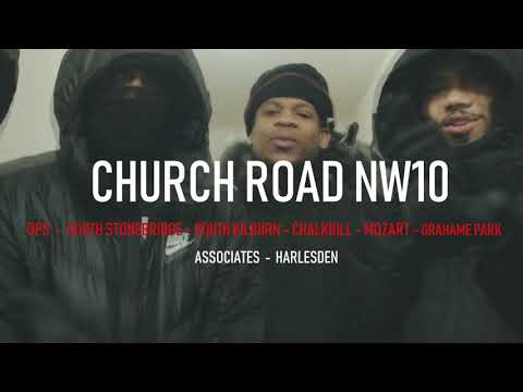 Most Active Gangs In North West London (Part 1)