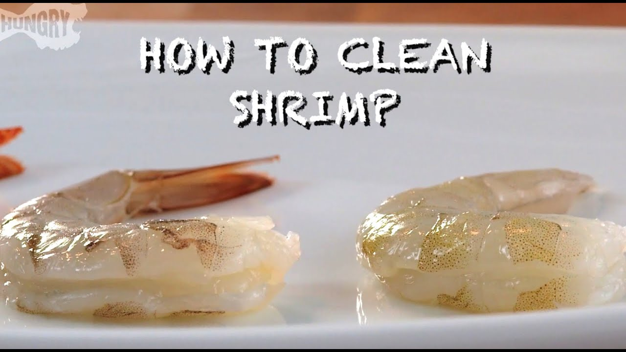 How to clean shrimp 20
