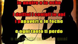 Jovanotti - Un raggio un sole karaoke