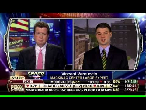 Mackinac Center on Fox Business: Cameras in the Classroom