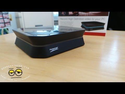 Hauppauge HD PVR 2 1512 Review