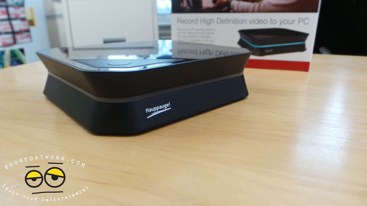Hauppauge HD PVR 2 1512 Review