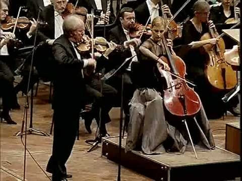 Brahms Double Concerto 2 mov.
