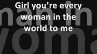 Every Woman In The World Air Supply Lyrics