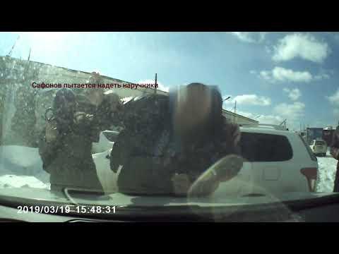 Нападение  в Южно-Сахалинске