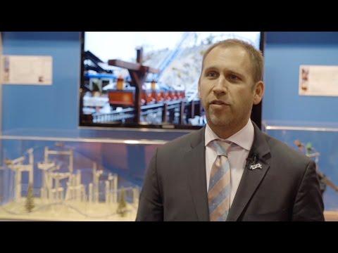 Gerstlauer Amusement Rides - Adam Sandy Interview at IAAPA Expo 2016