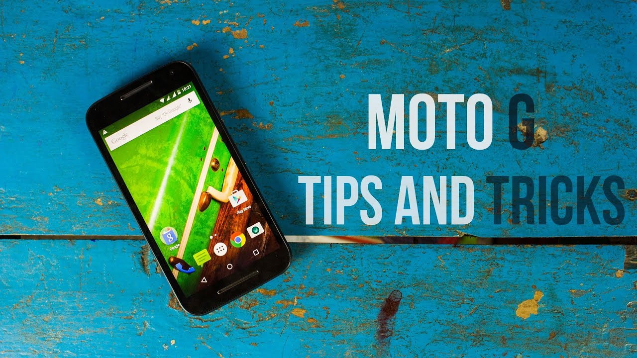 Moto G 3rd Generation Tips and Tricks