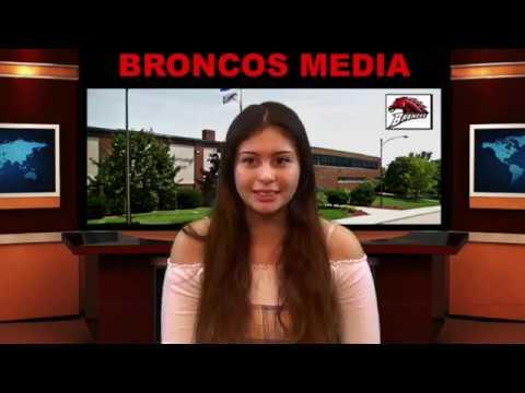 UGHS Broncos Media-TV NEWS Programming Interview