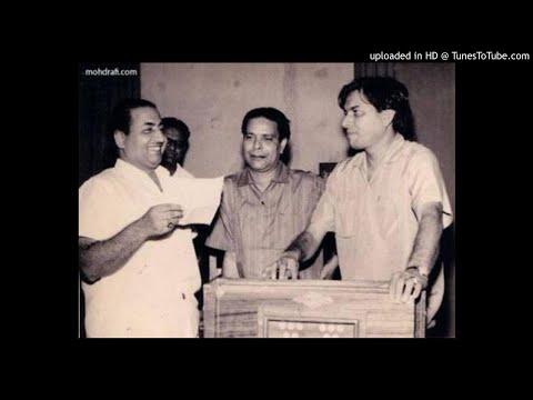 VBS - Ujale Unki Yadon Ke - Music Director Ravi On Mohd Rafi - Part 1