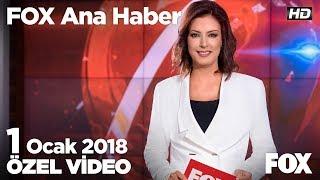 Asgari ücret tartışması! 1 Ocak 2018 FOX Ana Haber