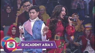 LHA LHA..Soimah Kok Bawa Joshua Manio ke Backstage? - D'Academy Asia 5