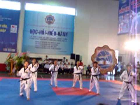 Taekwondo   võ nhạc