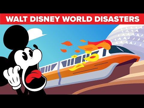 Totally Messed Up Things That Have Happened at Walt Disney World