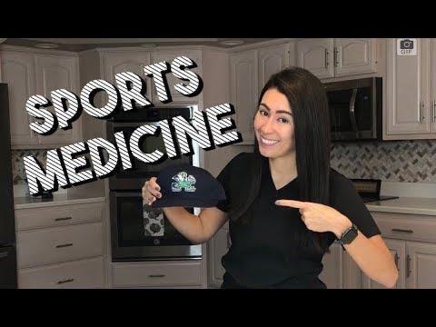 Sports Medicine: The Hardest Part || NEW JOB!!!