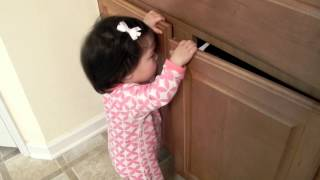 Childproof Cabinet Locks? Not So Much...