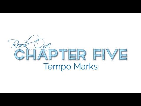 Tempo Marks: Allegro, Allegretto, Moderato & Andante