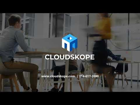 Managed IT Services Dallas   Cloudskope - Видео онлайн
