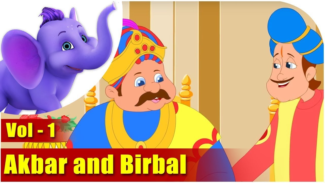 The Best of Akbar and Birbal - Vol 1 - YouTube
