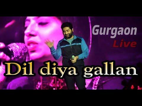 ARIJIT SINGH LIVE ❤ Gurgaon Concert 17 February 2018