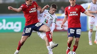 2019/20: 22. Runde - Wolfsberger AC vs. Rapid Wien 2:2 (1:1)