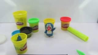 Play-Doh Doraemon / Плэй-До Дораэмон