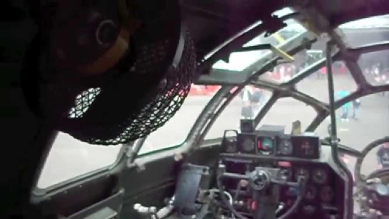B 29 Inside Tour Inside Boeing B-2...