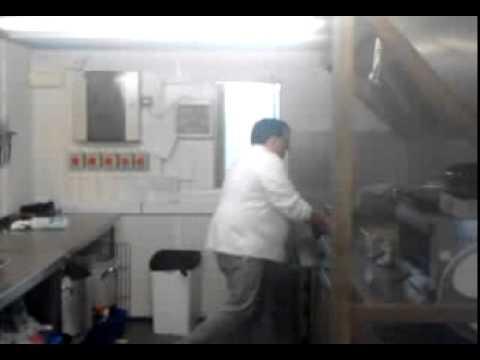 Single ladies (chef special dance)