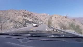 CA 74 Headed into Palm Desert short