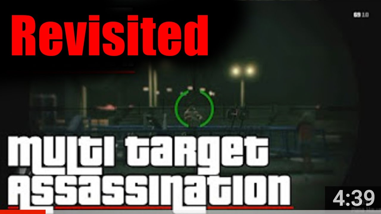 Gta 5 Stock Market Guide >> Gta 5 The Multi Target Assassination And Stock Market Guide