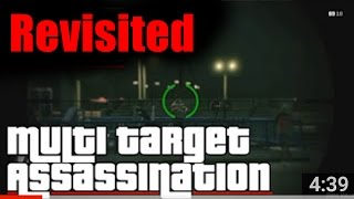 GTA 5 - The Multi Target Assassination And Stock Market Guide - Revisited